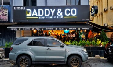 Quality Food and Dining Experience at Daddy & Co