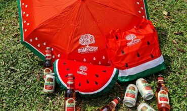 SOMERSBY DEBUTS WATERMELON CIDER WITH A JUICY, TROPICAL TWIST