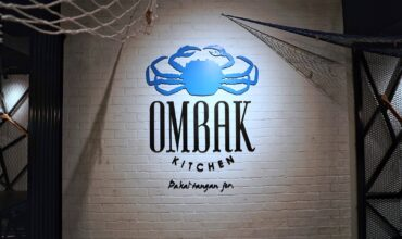 Delicious Seafood at Ombak Kitchen