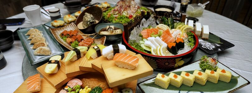 Japanese Vegetarian Cuisines at Zen House