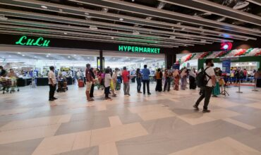 Lulu Hypermarket Now Available in Setia Alam City Mall