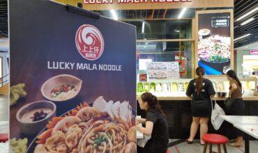 Best Mala Soup Noodles at Lucky Mala Sunway Velocity