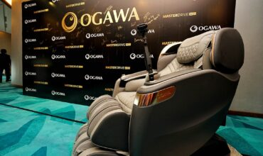 Improving Blood Circulation and Sleep with OGAWA Master Drive AI 2.0 Massage Chair