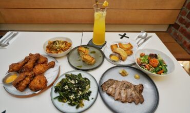Honest Ingredients with Sincere Cooking at Three Plates Full