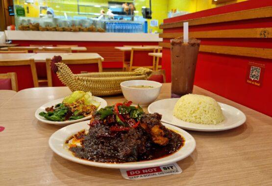 The Chicken Rice Shop Offering 'Ayam Sedap Baq Hang' this Ramadhan