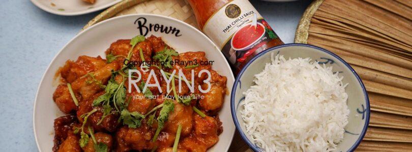 Easy Steps to Prepare Thai Style Chicken
