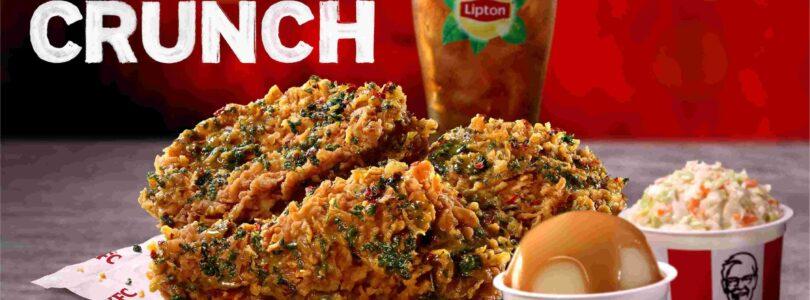 ZEST UP YOUR RAMADHAN WITH NEW KFC ZESTY CRUNCH!