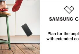 Samsung Care+ A Worry-Free Total Care Service