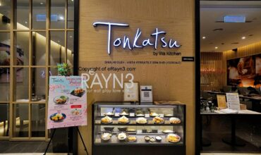 A New Look for Tonkatsu Pavilion KL