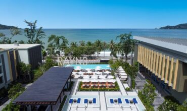 FOUR POINTS BY SHERATON PHUKET PATONG BEACH RESORT UNVEILS WORLD-CLASS MICE FACILITIES FOR LONG-AWAITED OCEANFRONT EVENTS AND WEDDINGS