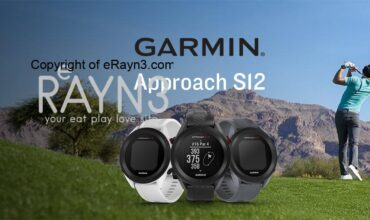 Garmin Malaysia broadens the Approach® series with new Approach S12 smartwatch