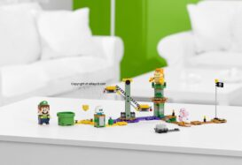 New 'Adventures with LuigiTM Starter Course' sees Luigi join his brother in the LEGO® Super MarioTM universe