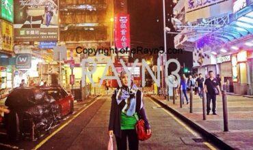 Shila Amzah Reminisces Living in Hong Kong