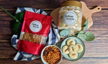 100% Natural Snacks by Urban Snacks