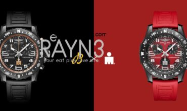 IRONMAN AND BREITLING PARTNER TOGETHER AND LAUNCH THE ENDURANCE PRO IRONMAN WATCHES