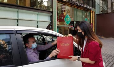 PAVILION KL MAKES SHOPPING SAFE AND CONVENIENT  WITH DRIVE-THRU SERVICE