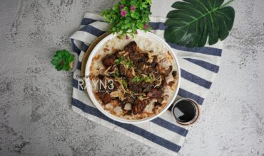 Special Pork Ribs Fragrance Rice by Health Care Forte