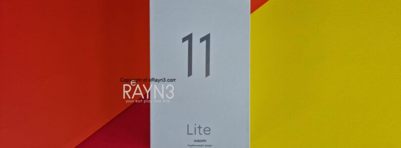 MI 11 Lite: Thin and Light
