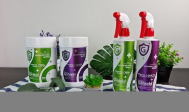 Keep Your Family Safe with GShield Greenwipes