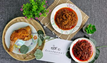 15 Minutes Ready To Eat Comfort Food from Grandmama
