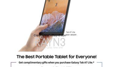 Introducing the Newest Member of the Samsung Galaxy Tab Portfolio: The Galaxy Tab A7 Lite