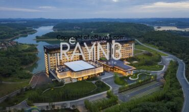 SHERATON HOTELS & RESORTS UNVEILS ITS NEW VISION IN CHINA WITH THE OPENING OF SHERATON MIANYANG