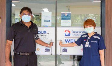 Laguna Phuket partners Bangkok Hospital Phuket to launch first hotel-based PCR test centre for Phuket Sandbox arrivals
