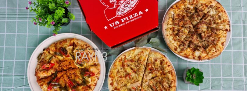 US Pizza: A Halal Certified Pizza