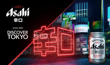 ASAHI BRINGS BEER LOVERS ON A JOURNEY TO 'DISCOVER TOKYO'