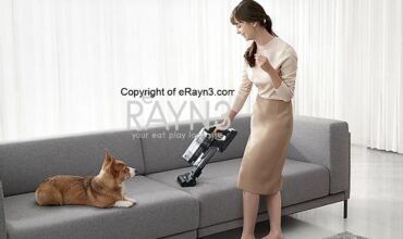 Keep your Home Spotlessly Clean and Pet Fur-Free with Samsung Jet™ Portable Vacuum Cleaners