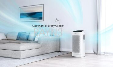 Get Rid 99.97% of Indoor Pollutants and Breathe Clean Air with Samsung Smart Air Purifier