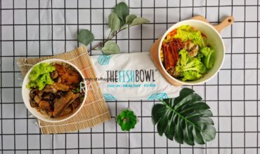 Personalised Your Healthy Meal with The Fish Bowl