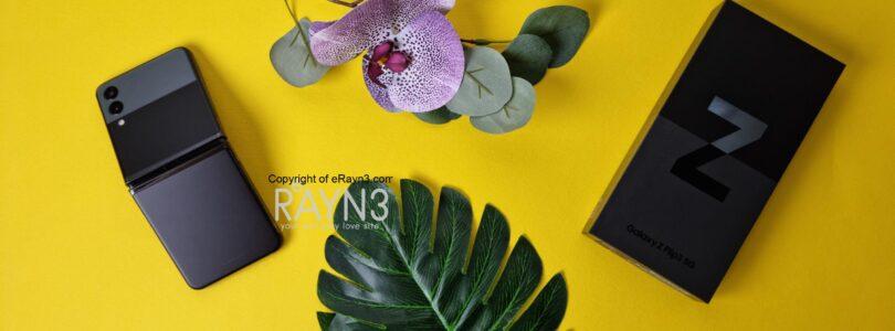 Samsung Galaxy Z Filp 3: Our First Impression