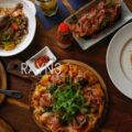 Healthy Mediteranian Pizzas and Tapas at Cata Restaurant