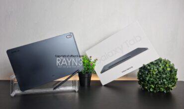 Samsung Galaxy Tab S7 FE: Our First Impression