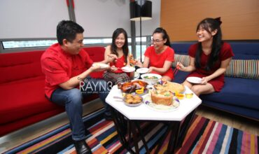 Mid-Autumn Makan at Home with Aloft