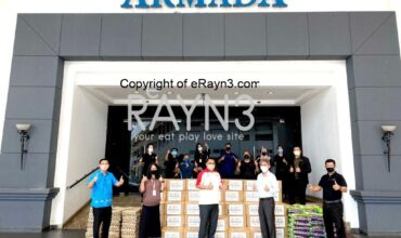 MAH Cares Food Aid Program by Malaysian Hotel Association Selangor Chapter