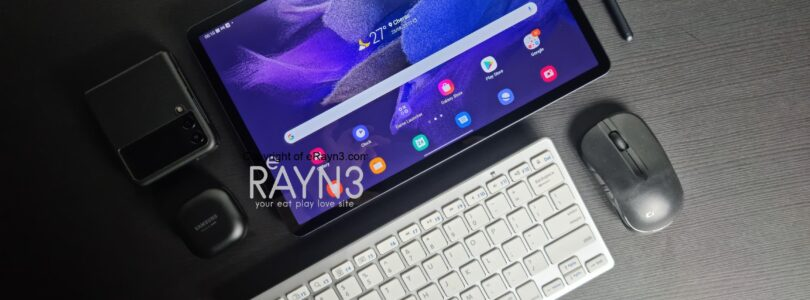 Samsung Galaxy Tab S7 FE: Our Full review