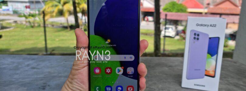 The Advantage of Samsung Galaxy A22 4G LTE