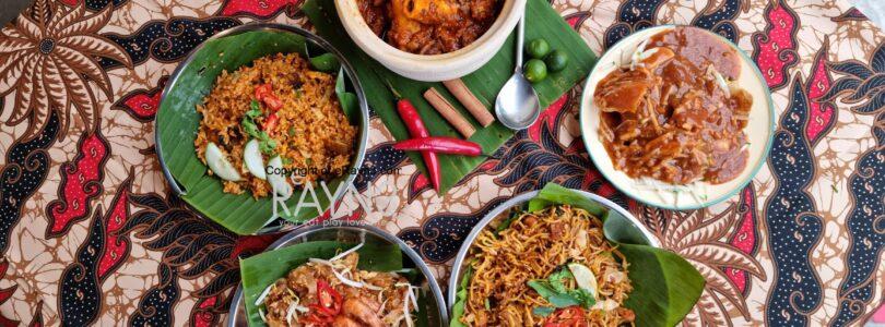 Penang Indian Foods Near Bukit Bintang