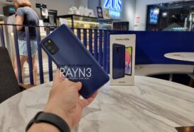 Unveiling a new ultra-affordable Samsung Galaxy A03s LTE
